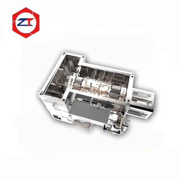 Compact Plastic Extruder Machine Parts , Twin Screw Gearbox 7427 - 8913N.M Torque